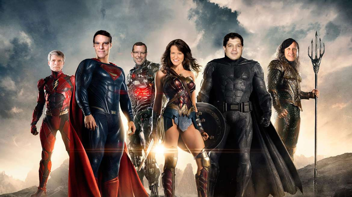 The Real-Life Justice League